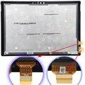 Nueva original para microsoft surface pro 4 (1724) ltn123yl01-001 pantalla lcd con touch digitalizador asamblea envío gratis + herramientas