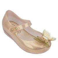 2017 여름 미니 멜리사 3D 활 공주 신발 젤리 샌들 여자 샌들 멜리사 젤리 신발 어린이 비치 신발 아이 샌들