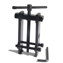 New Type Black Plated Two Jaws Gear Puller 35x45MM Armature Bearing Puller Forging bar type puller