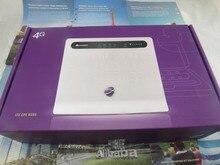 Huawei B593s-22 4 G LTE CPE FDD 5 bandas TDD 2600 Mhz 150 Mbps Wireless Router WIFI Wlan RJ11 + 2 unids antena