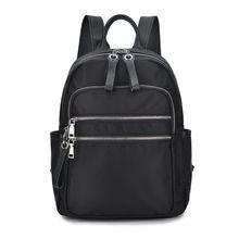 Fashion Women Waterproof Small Backpack Travel Nylon Shoulder Bag Bookbag Rucksack
