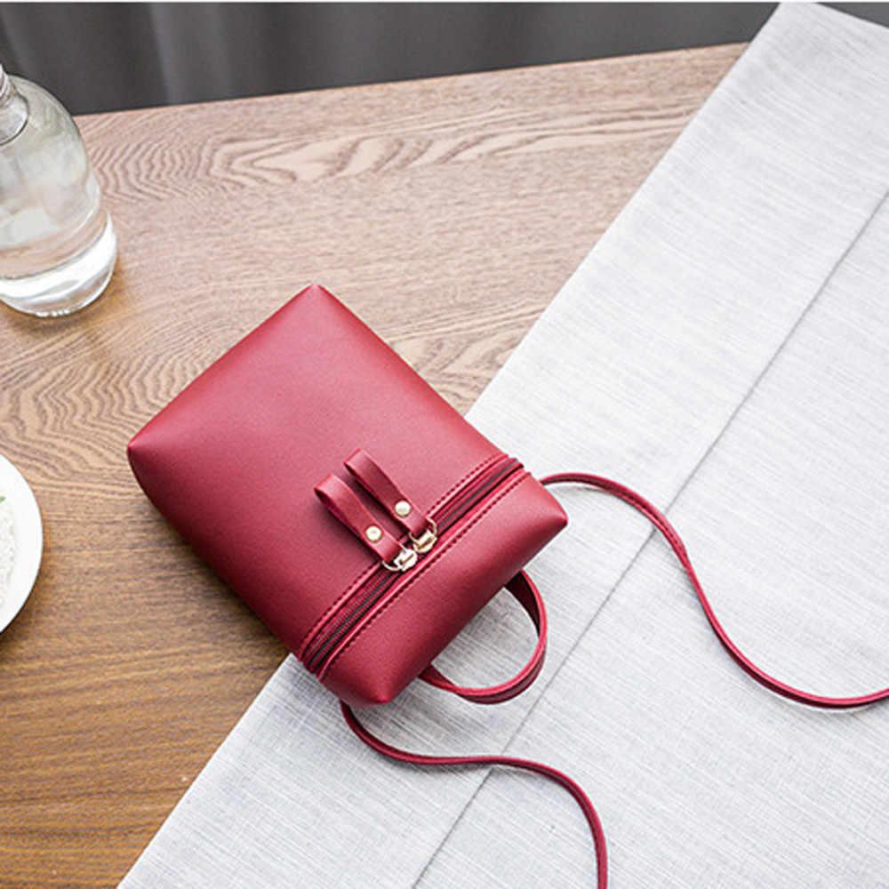 ผู้หญิง Crossbody กระเป๋าแฟชั่นกระเป๋าสะพายกระเป๋า Messenger โทรศัพท์เหรียญกระเป๋า sac a หลัก femme de marque soldes กระเป๋าและกระเป๋าถือ