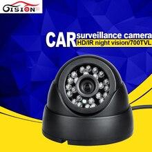 Дешевые продажа 4 шт./лот камеры автомобиля, PAL/NTSC 1/3 ccd sony ИК ночного видения крытый камеры автобус с 24 LED 420 tvll/600tvl/700tvl