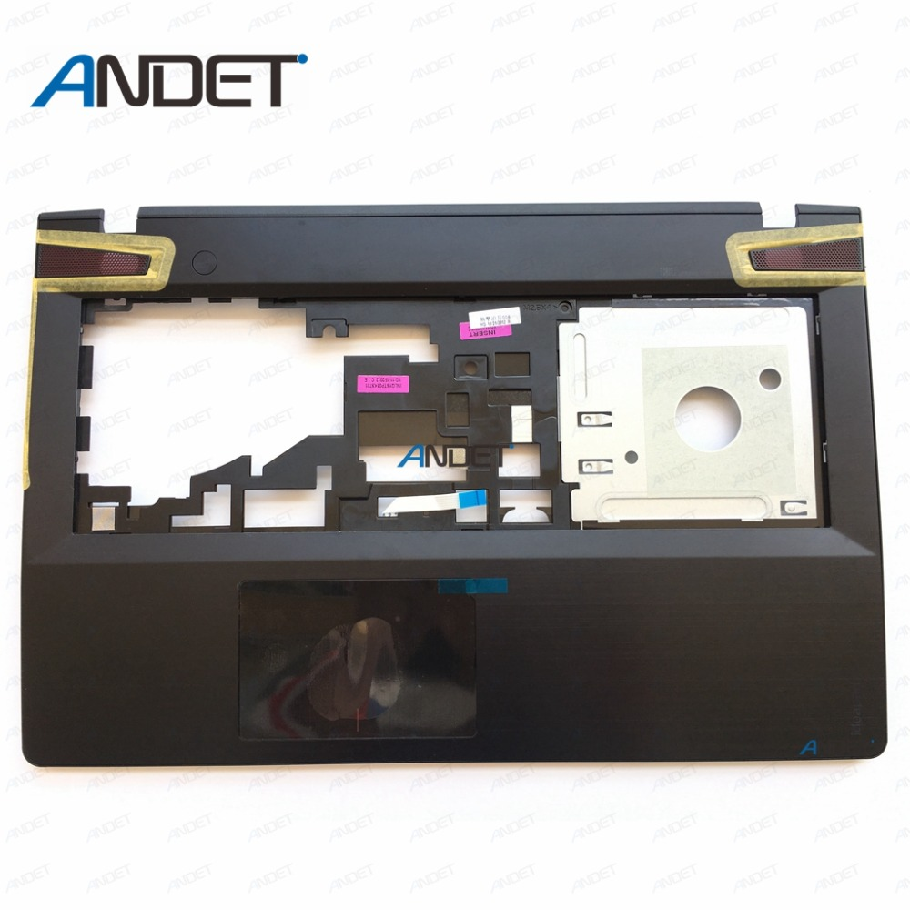 Original For Lenovo IdeaPad Y500 Y510 Y510P Palmrest Keyboard Bezel Cover Upper Case AP0RR000500 90202613