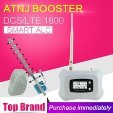 300平方メートル2グラム4 4g lte 1800携帯電話の信号ブースターgsm 1800携帯電話リピータ携帯アンプ4グラムアンテナ