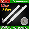 2 unids 4 G LTE router Huawei B593 B880 B310 antena 4 G LTE antena conector SMA
