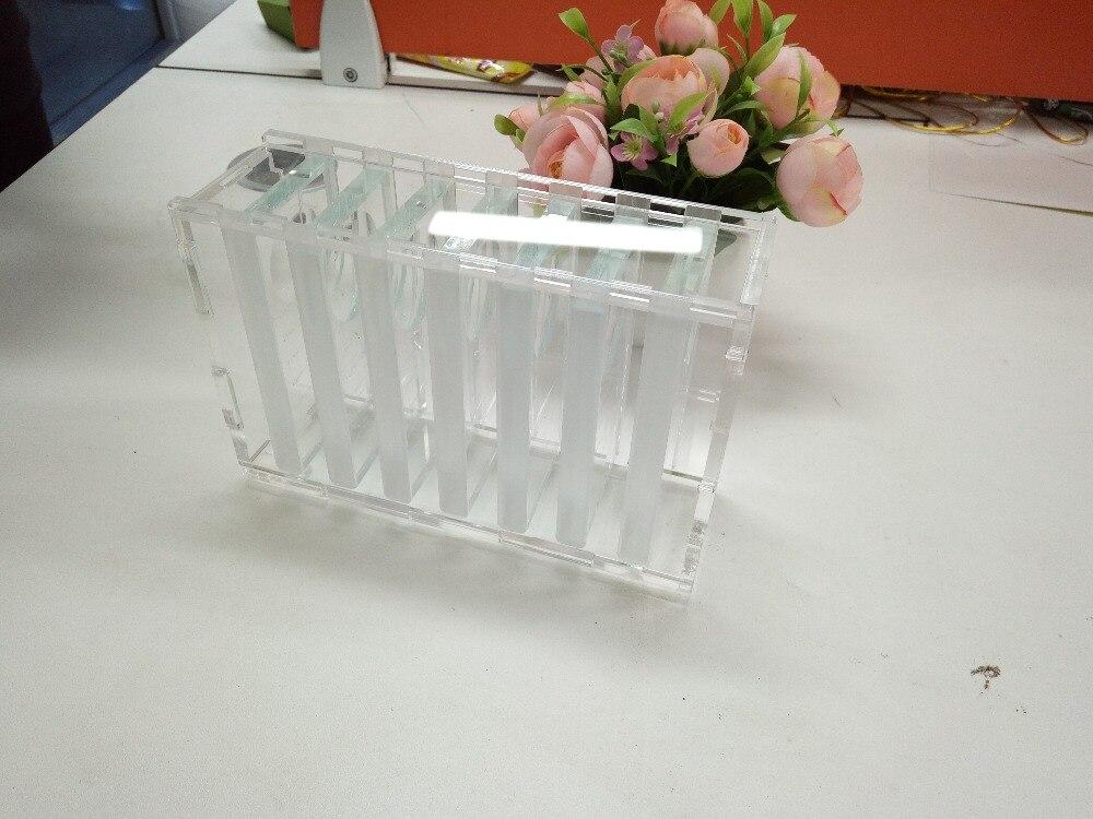 Plantation de cils colle coussin oeil cils porte-colle acrylique cristal clair verre support Pad livraison gratuitePlantation de cils colle coussin oeil cils porte-colle acrylique cristal clair verre support Pad livraison gratuite