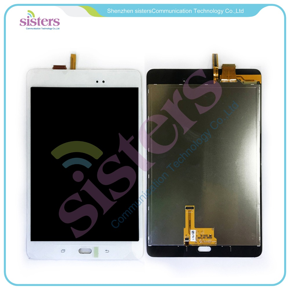Tablet LCD Display For Samsung GALAXY Tab A P350 8 inch Touch Screen Digitizer Sensors Full Assembly Panel LCD Replacement