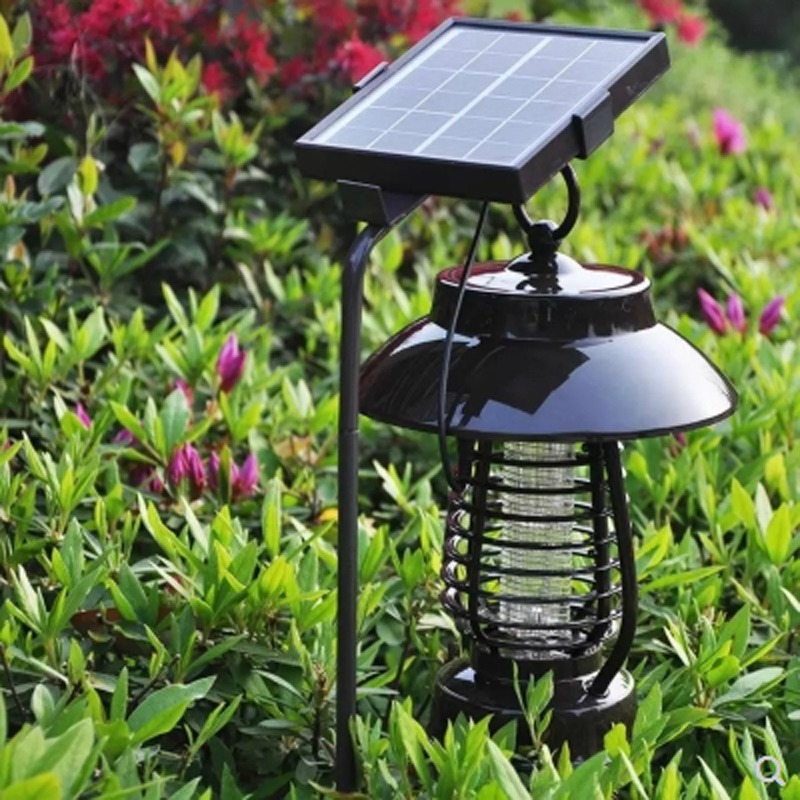 Solar mosquito killer lawn lamp molluscacidal waterproof super bright led street light household outdoor insect repellent tk430 eu 7 2k compatible cartridge reset toner chip for kyocera km 1648 laser printer