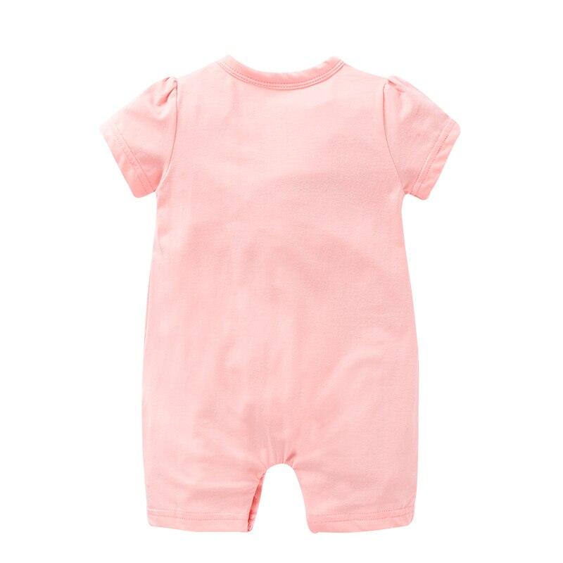 Dziewczynka chłopiec Romper Lato kombinezon Odzież dla dzieci - Odzież dla niemowląt - Zdjęcie 2