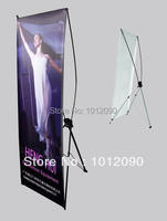Free Shipping/X Banner/X Banner Trade Show/Shop Stand/high quality Banner/80X180CM