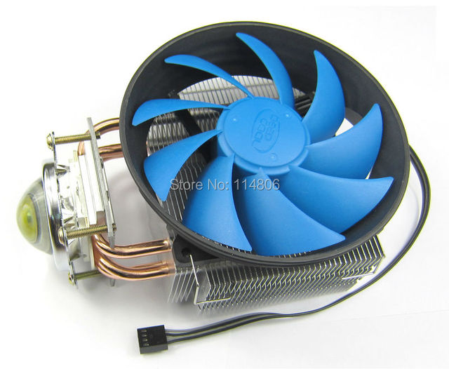 100w Copper Aluminum Heatsink Radiator CPU Fan + 44mm Optical Glass Lens + Reflector + Fixed Bracket For 100w SMD LED Light Bulb