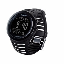 SUNROAD FR720 Men Watches-Outdoor Fishing Altimeter Barometer Thermometer Altitude Climbing Hiking Watch Clock