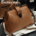 Luxury Brand Women Handbags Famous Desinger Doctor Bags PU Leather Vintage Shoulder Crossbody Bags For Women Bolsos Mujer 2016