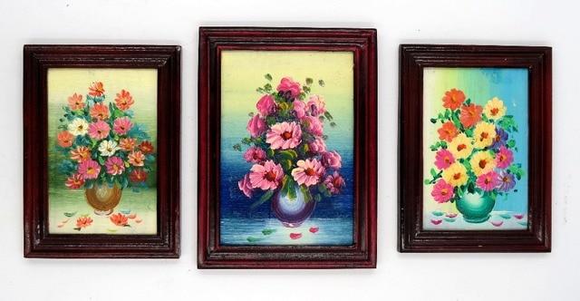 Aliexpresscom Buy Hankroi Wall Art Decor Hand Painted Oil