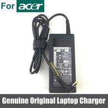 Original genuíno 65 w carregador adaptador ac para acer aspire 3600 3680 2633 4530 5250 0639 5732z portátil