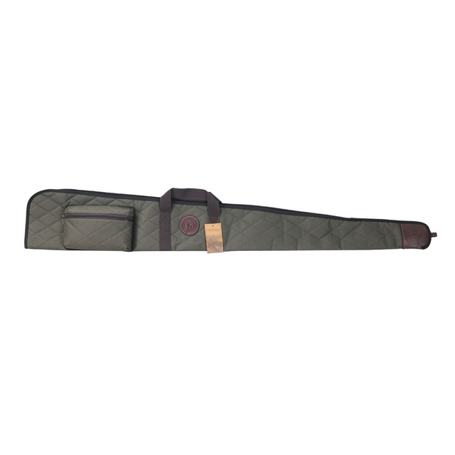 Tourbon Tactical Shotgun Slip Nylon Bag Soft Padded Carrying Gun Case for Hunting 138cm with Ammo Cartridges Pouches