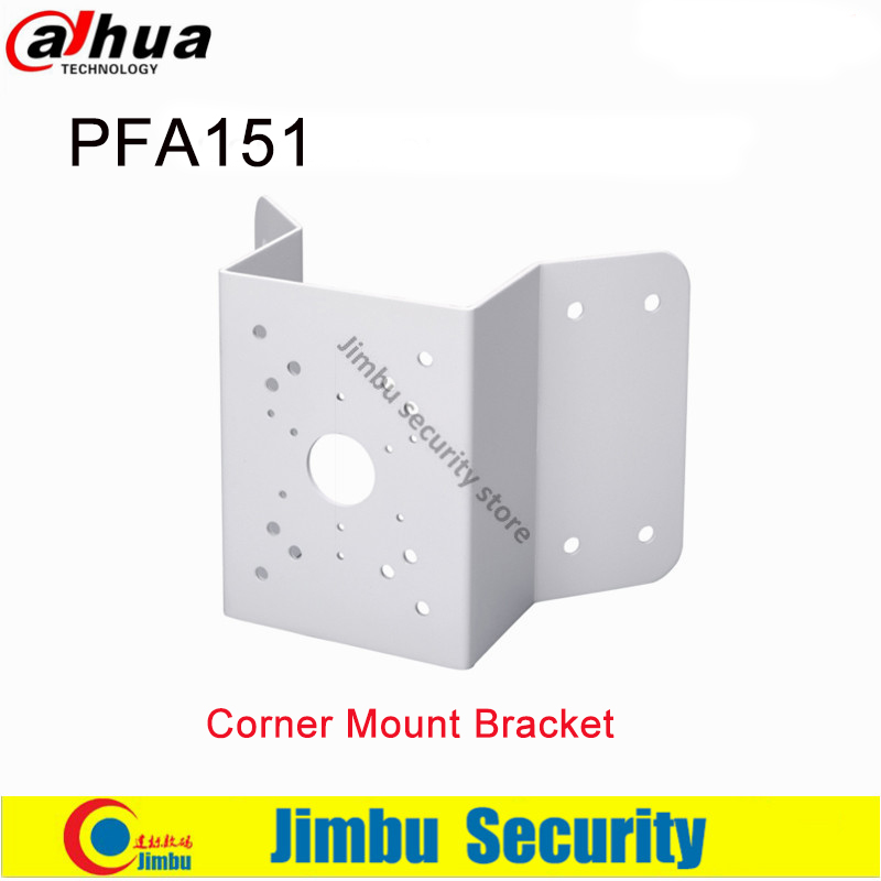 Dahua Corner Mount  Bracket PFA151 for PTZ Camera SD49225T-HN Neat /& Integrated