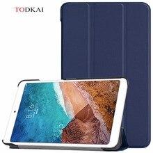 Магнит Смарт сна искусственная кожа Чехол для Xiaomi mi Pad 4 mi Pad 4 8,0 дюймов tablet Обложка для Xiaomi mi Pad4 mi pad 4 Чехол