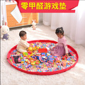 115*115CM Hot Doulble WaterProof Mat Baby Play Mat Washable child storage bag Picnic Game Carpet Baby rugs Crawling Mat. GH067