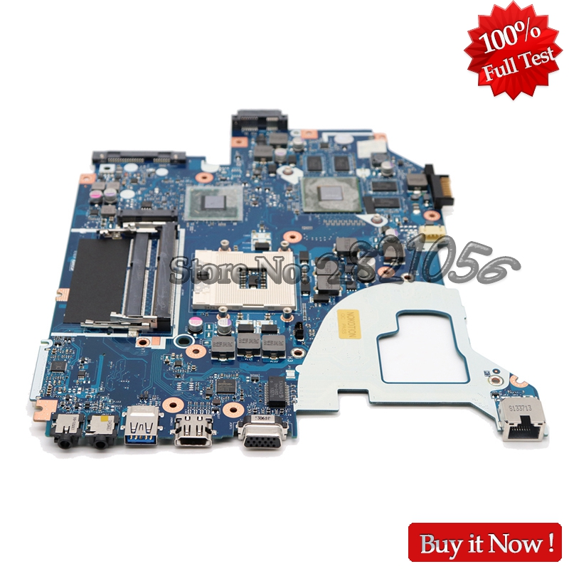 NOKOTION Laptop Motherboard For Acer aspire V3 571G E1 571G MAIN BOARD NBY1X11001 Q5WVH LA 7912P