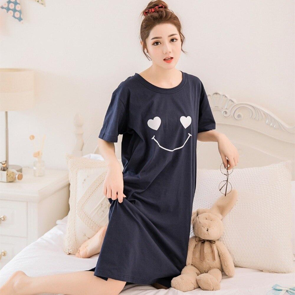 Sexy cotton sleepwear