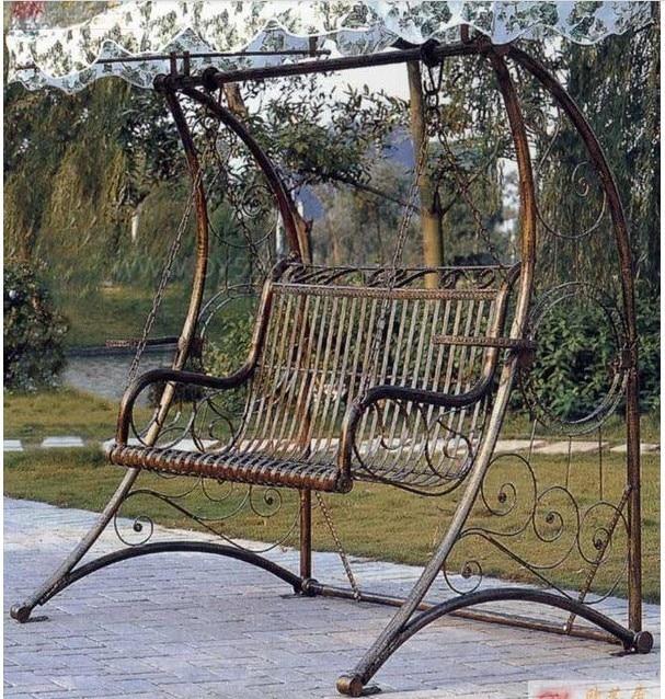 Outdoor Rocking Chair Swing Hanging