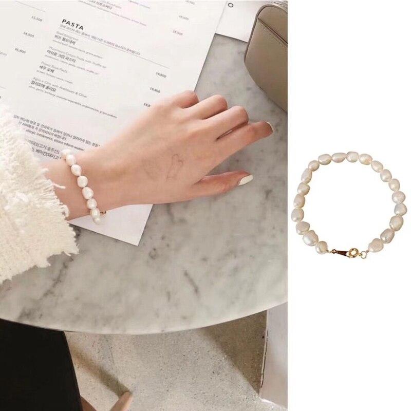 Женский браслет ручной работы mengjiqiao новый японский элегантный