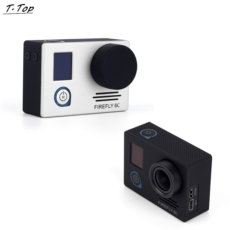 4K FHD 24FPS 16MP HD Action Sports CMOS FPV Firefly 6C Camera For Quadcopter Helicopter hawkeye firefly 6s 4k sport fhd dv 16m cmos wifi waterproof camera quick time player required