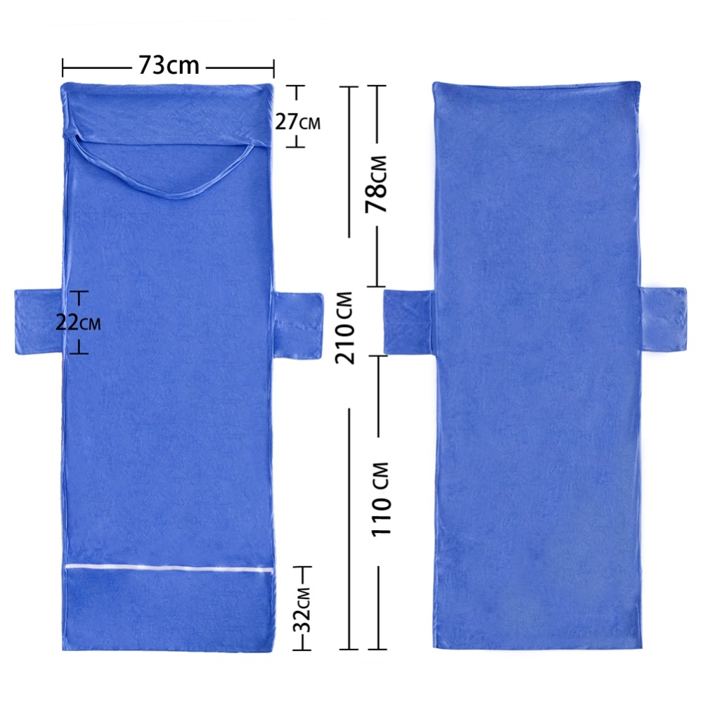 Beach Towel for Adults Sun Lounger Bed Holiday Garden Lounge Pockets Carry Beach Towles 210*73 cm