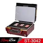 ST 3042 Paket 3D Vakuum Presse Maschine Wärme Drücken Drucker 3D Sublimation Hitze Presse Maschine für Fällen Tassen Teller Gläser - 3