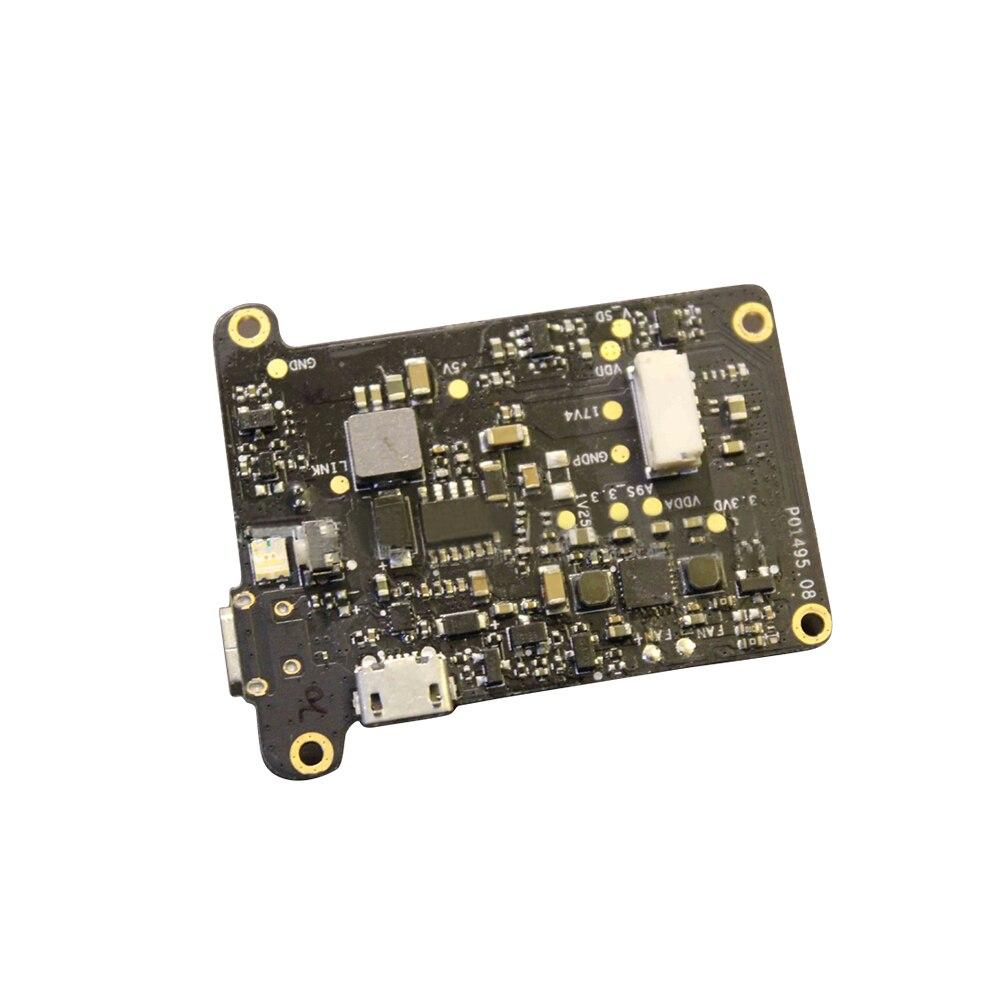 Original DJI Phantom 4 Gimbal Camera Power Board  Repair Part For DJI Phantom 4 Drone (Used)