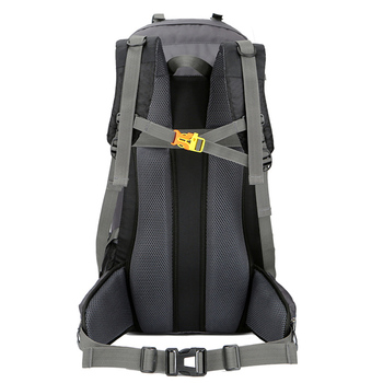 New 50L & 60L Outdoor Backpack Camping Climbing Bag Waterproof Mountaineering Hiking Backpacks Molle Sport Bag Climbing Rucksack 2