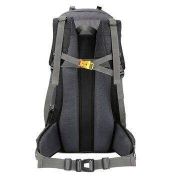תרמיל גב טיולים חזק ועמיד למים – 60L