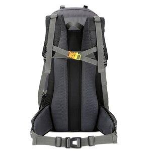 Image 2 - Nowy plecak 50L i 60L Camping torba wspinaczkowa wodoodporne górskie plecaki górskie Molle torba sportowa wspinaczka plecak