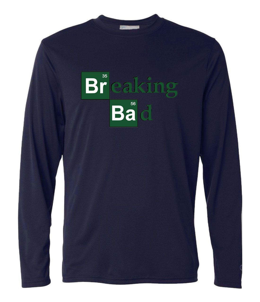 breaking bad men letters printed t shirt fashion long sleeve camisetas men 2019 Los Pollos Hermanos hip-hop harajuku brand tees