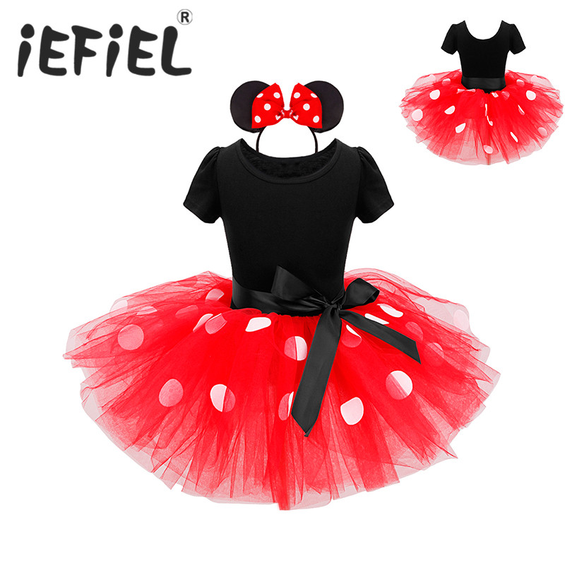 Baby Girls 1st Year Birthday Party Dress For Halloween Cosplay Dress Up Kid Costume Little Girls Fancy Party Costumes Clothing
