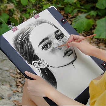 Waterproof 8K Clipboard Hard Heavy Display File Folder Painting Board for Sketching Drawing Sketchpad Art Supplies