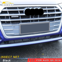 ANTEKE Car Auto Insect proof net Car Insect Screening Mesh Front Grill Insert Net for Audi Q5 2018