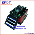 DVP-750 Digital fiber único splicer da fusão de Fibra Óptica FTTH Fibra Óptica Emenda Máquina Splicer Da Fusão