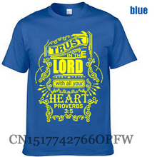 Christian T-shirt Trust in The Lord