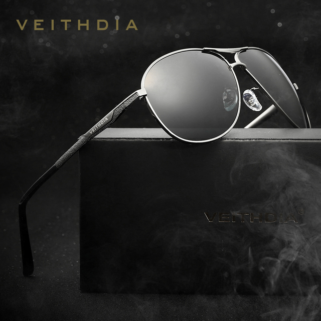 6968885823 VEITHDIA Men s Polarized Lens Sun Glasses Oculos masculino Male Sunglasses  For Men Summer Style Eyewears Accessories 2556