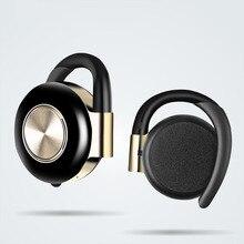 TWS Bluetooth earphone Wireless sport Earbuds True Twins Ear-hook With Mic