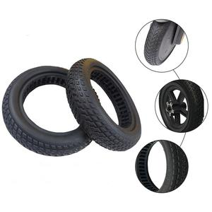 Image 5 - Durable Tire Electric Scooter Vacuum Solid Tire For Xiaomi M365 Pro 8.5Inch Explosion proof Shock absorbing Hollow Solid Wheel