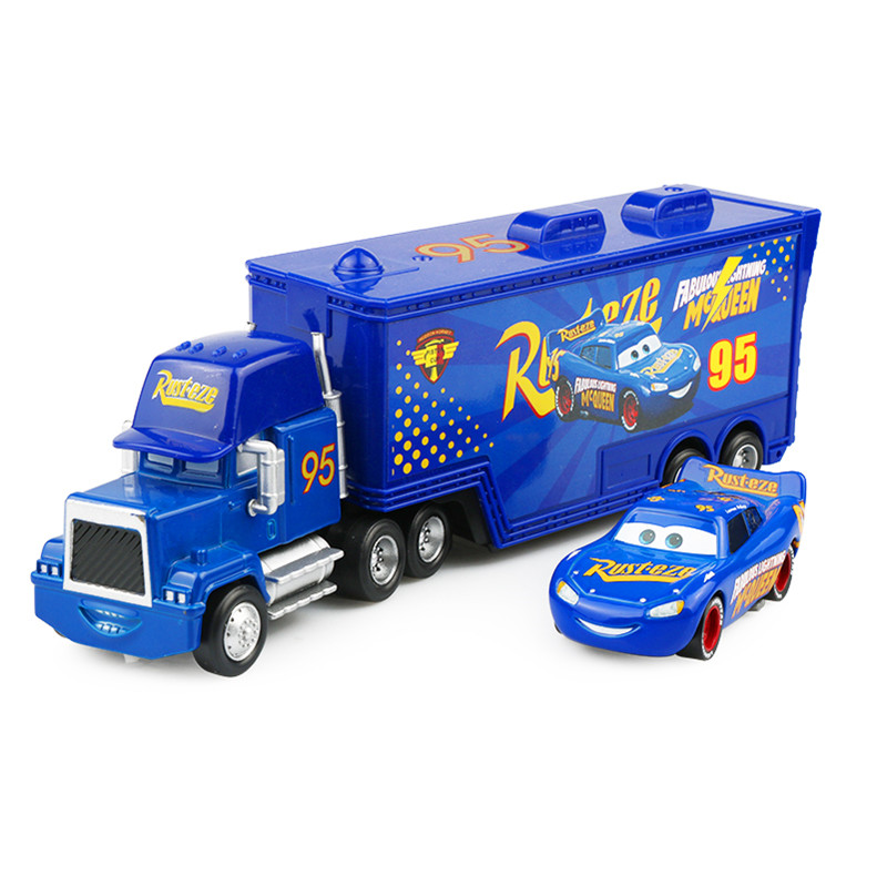 Disney Hot Sales Pixar Cars 3 2pcs No 95 Fabulous Lightning