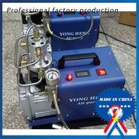 300BAR 30MPA 4500PSI Воздушный насос высокого давления Электрический воздушный компрессор для пневматического ружья подводная винтовка PCP Надувное