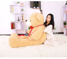 stuffed toy ,huge teddy bear 120cm plush toy  fat bear soft hugging pillow, Christmas birthday gift F054