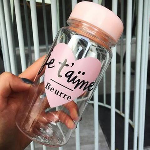 Hot 500ml/350ml Summer Sports Cycling Camping Readily Space Health Lemon Juice Milk Water Bottle Multan