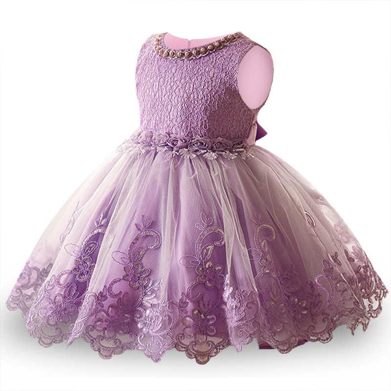 772fea766 ... Girls Dress Elegant Princess Party Dress Kids Dresses For Girls Costume  Children Wedding Dress 3 7 ...