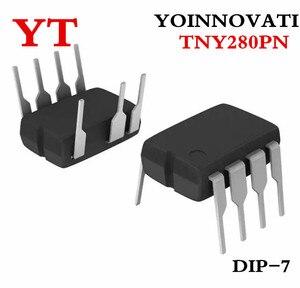10pcs/lot TNY280PN TNY280 DIP-7 Best quality(China)